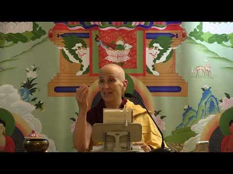 59 Approaching the Buddhist Path: Willingness to Undergo Hardship 10-18-19