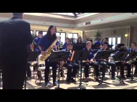 Walter Colton Middle School- Baja Breeze
