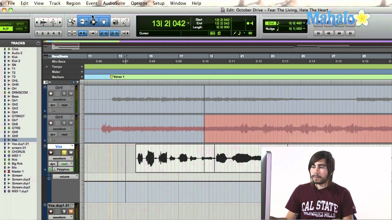 A Beginner's Guide to Automation in Pro Tools