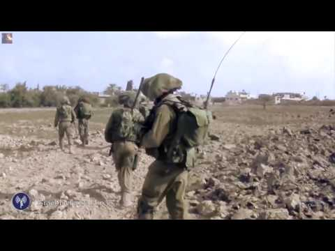 War | Gaza–Israel conflict. IDF In Heavy Firefights and Urban Fighting During Clashes In Gaza 1080p