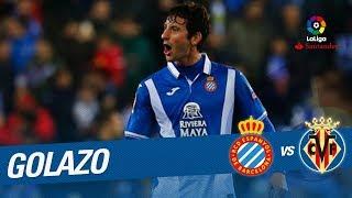 Golazo de Granero (1-1) RCD Espanyol vs VIllarreal CF