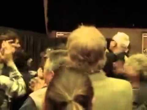 Caroline Lucas Green Party wins Brighton Pavilion.MOV