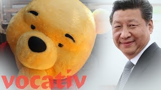 China Banned Winnie The Pooh for Looking Like President Xi