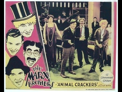 Image result for animal crackers movie 1930