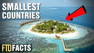10 Smallest Countries In The World