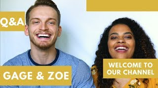NEW COUPLES CHANNEL! Q&A