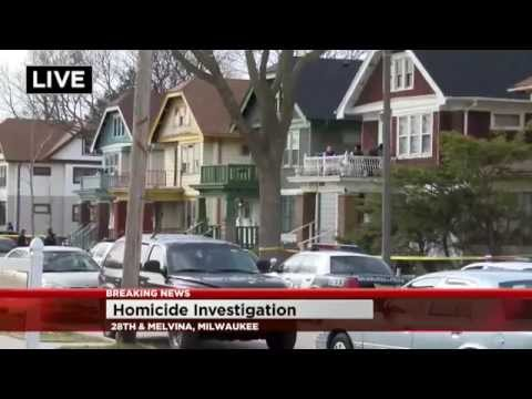 JOSH LANDON - MILWAUKEE HOMICIDE BREAKING NEWS
