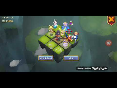 Lonely Sea Castle Clash Ice Demon Is The Key