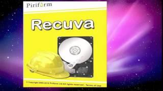 برنامج استرجاع الملفات Recuva Business Edition 1 52