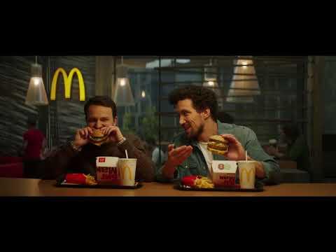 Реклама Макдональдс - Биг Мак. Новые легенды (2020)