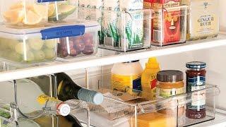 Reorganize Your Refrigerator