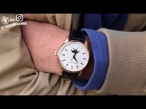 HANDS On W/ Frederique Constant Classic Moonphase | LUG2LUG