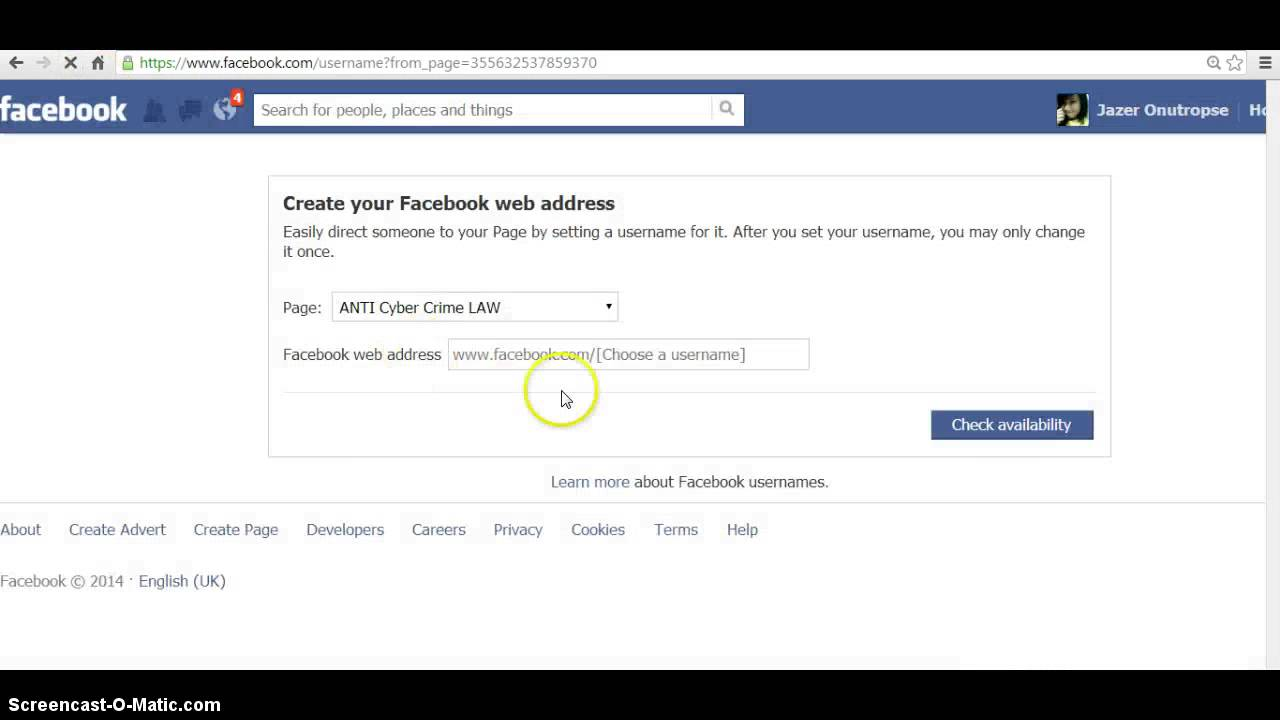 How To Change Your Facebook Username More Than Once How To Remove Your  Search History