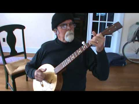 Little Billy Wilson on Wood Top Banjo
