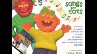 Sensory Songs for Tots - My heels down flat