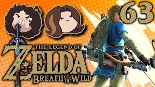breath of the wild master sword part 63 game grumps