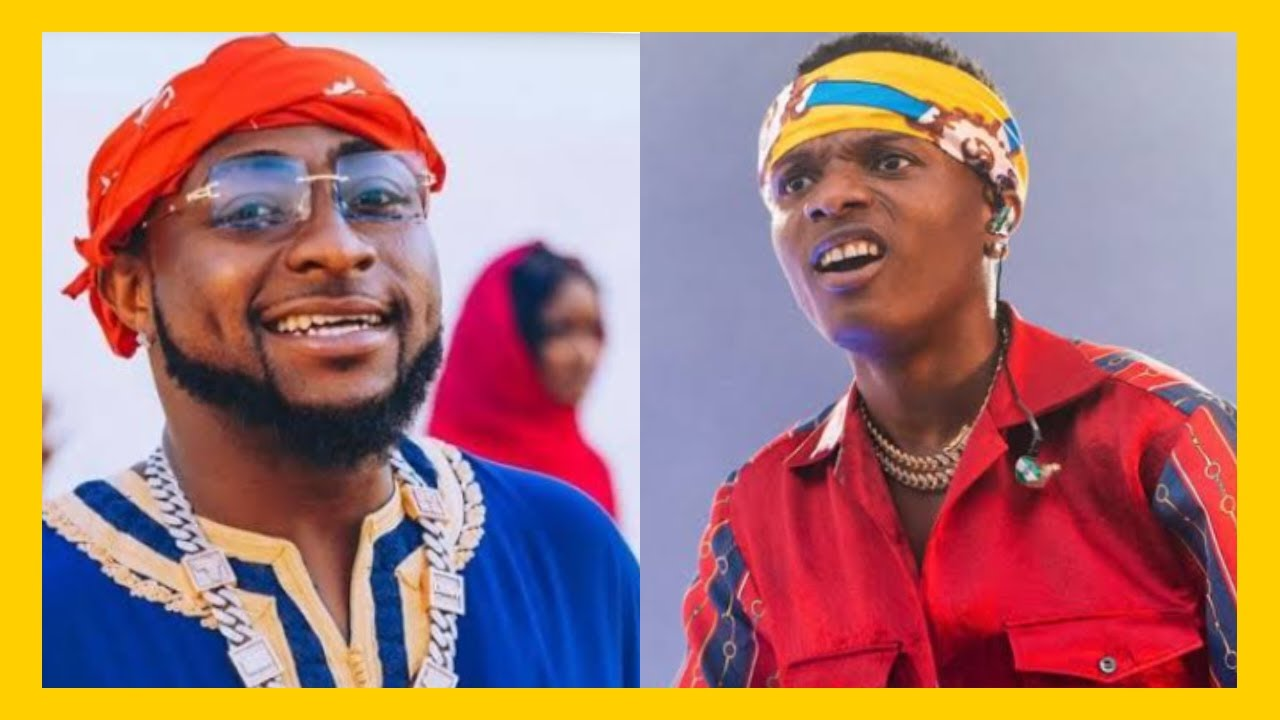 Fans React as Davido and Wizkid's Alleged Payment Per Post on Instagram, Leaks  Online - YouTube