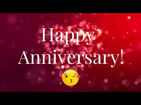 Happy Wedding Anniversary Wishes - romantic song video - free HD Whatsapp Wedding Status