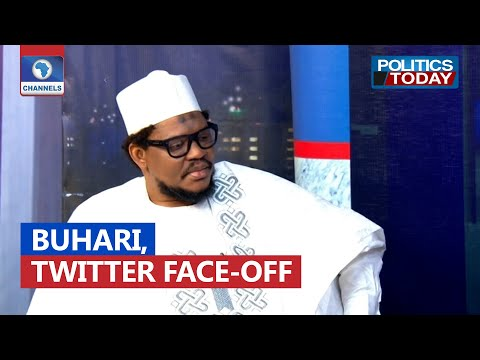 I'm Very Happy About The Suspension Of Twitter In Nigeria, Says Adamu Garba - 4 June 2021