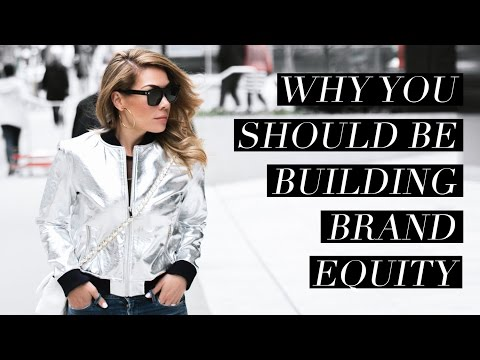 Why You Should Be Building Brand Equity