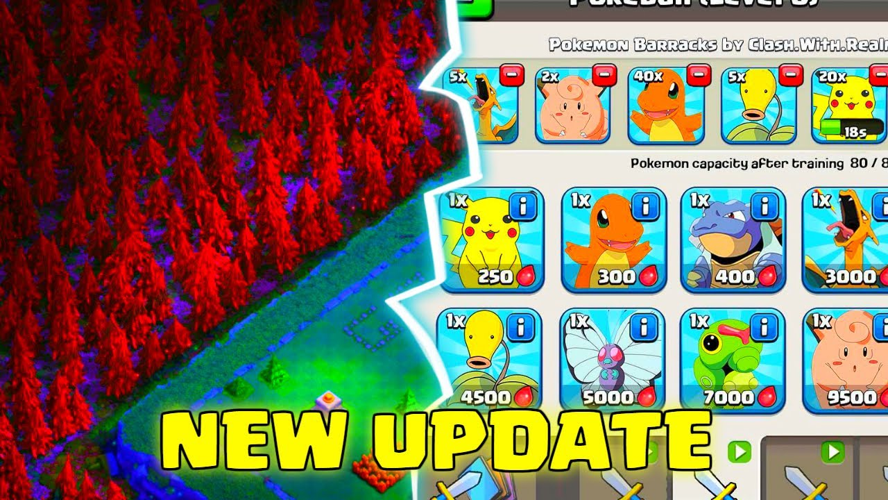 Clash of clans New Update 2020 | BUILDER BASE SCENERY UPDATE AND MANY MORE....