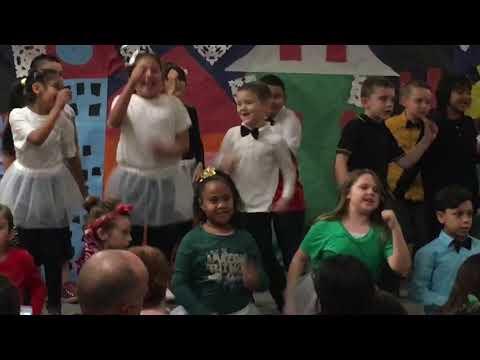 Olivet Elementary School 2018 Christmas Concert