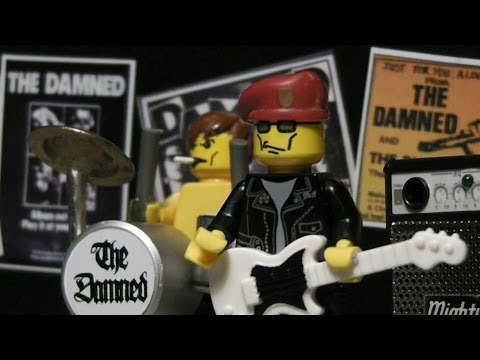 Lego The Damned  New Rose