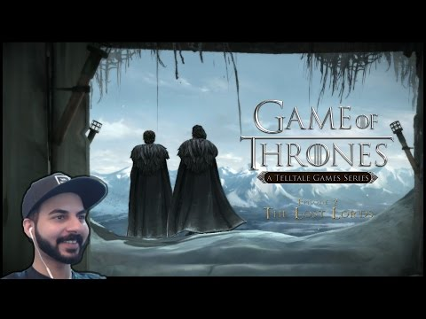 Game of Thrones - Episode 2 - The Lost Lords - Telltale Games