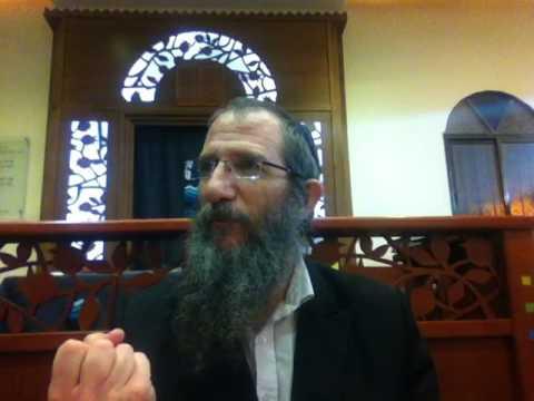 הרב ברוך וילהלם - תניא - ליקוטי אמרים - סיום פרק ד' ותחילת פרק ה'