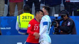 Lionel Messi vs Chile | 2019 HD 1080i
