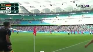 Cuplikan goll jerman vs korea selatan
