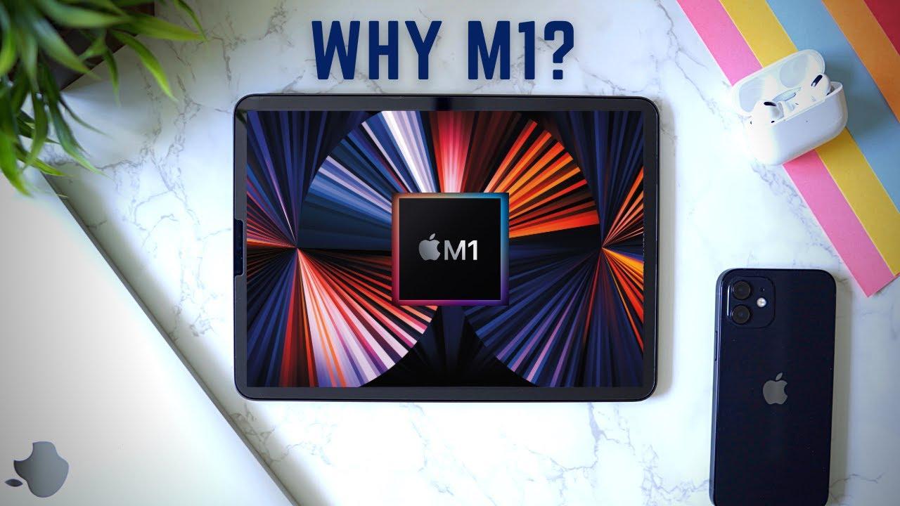 iPad Pro 2021: Why M1? - YouTube