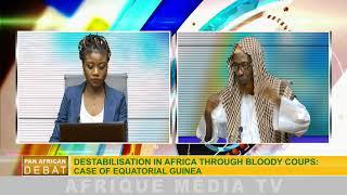 PAN AFRICAN DEBATE DESTABILISATION IN AFRICA DU 06 01 2018