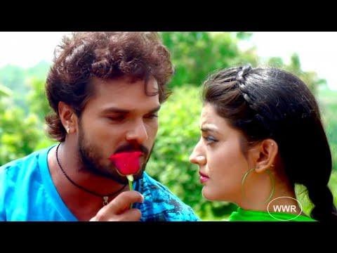 Hum Aapke Hai Kaun | Khesari Lal Yadav & Akshara Singh | Best Romantic Scene