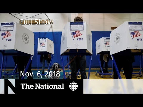 The National for Tuesday, November 6, 2018 — America Votes Election Special
