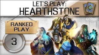 Hearthstone Beta - Ranked play - Part 3 - Priest VS Warlock