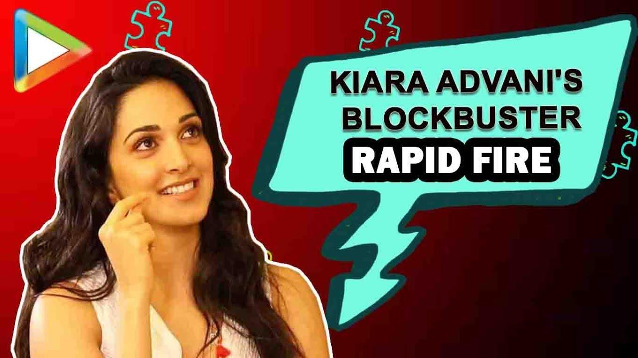 Download Kiara Advani's DHAMAKEDAR Rapid Fire & Shahid's Funny Comments Make it a Laugh Riot    Kabir Singh