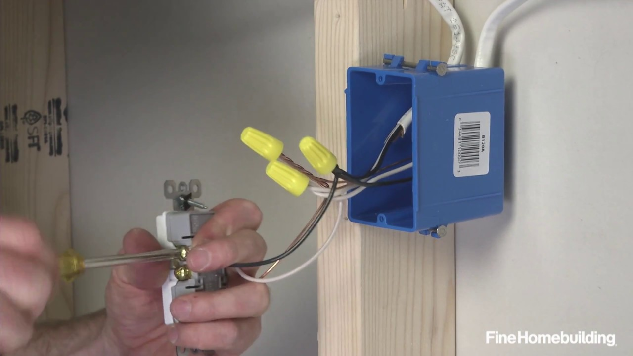 How To Add An Electrical Outlet