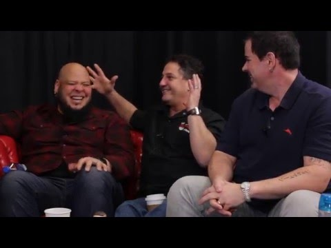 Mike Dolbear Web Show Series 2 Show 5 - Abe Laboriel Jr. Denny Tedesco and Russ Miller
