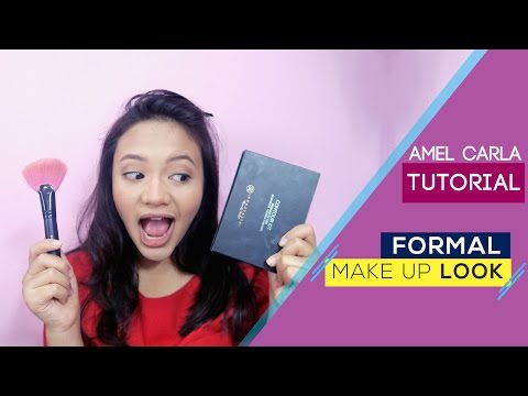 Amel Carla - FORMAL MAKE UP LOOK Mp3