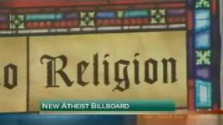 Atheist Billboards - Portland, OR - Freedom From Religion Foundation (FFRF) - Local news