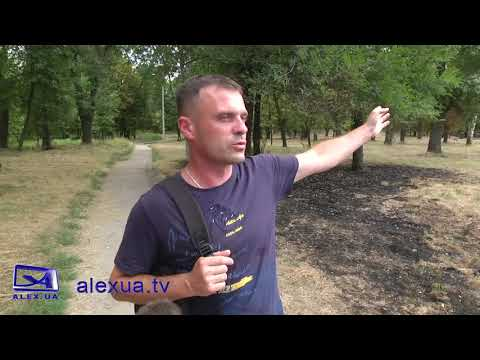 Телеканал ALEX UA - Новости: В Запорізькій Дубовці сталася пожежа