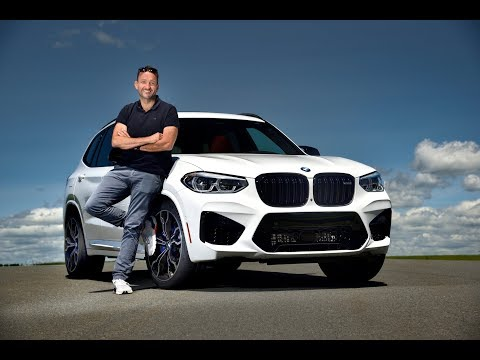 2020 BMW X3M  X4M - First Video Drive Test Review