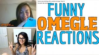 FUNNY OMEGLE REACTIONS   WOLF PACK MEETUP!