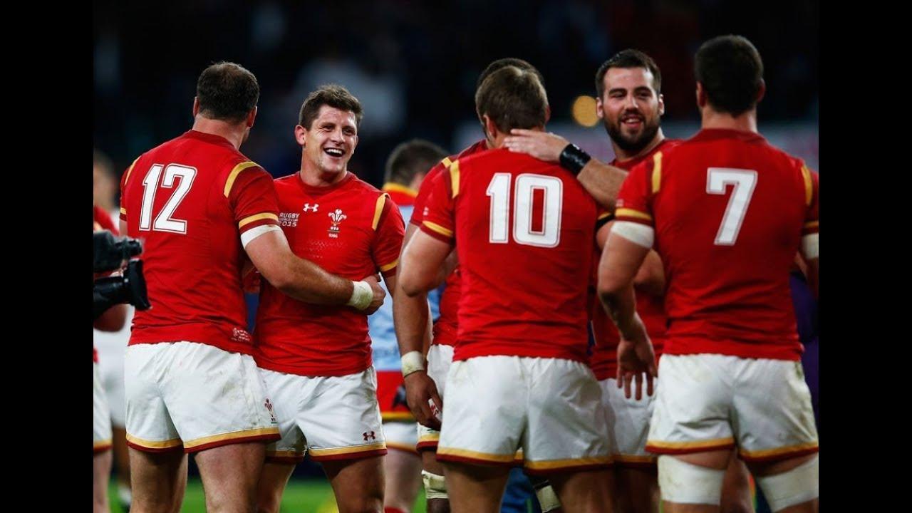 【ラグビーワールドカップ】ウェールズ代表:真紅のジャージー「レッドドラゴン」【チーム紹介】
