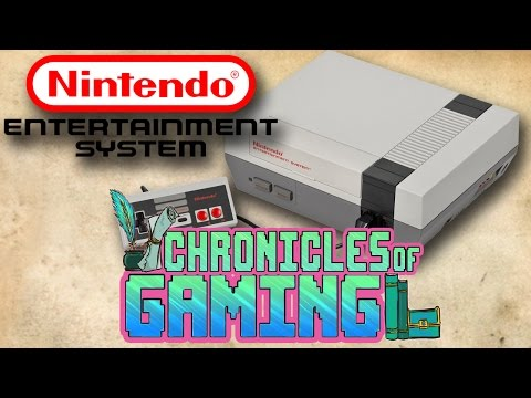 NES - Nintendo Entertainment System - Chronicles of Gaming