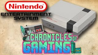 Gambar cover NES - Nintendo Entertainment System - Chronicles of Gaming