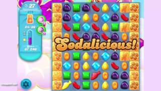 Candy Crush Soda Saga Level 375