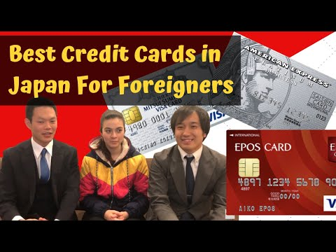 Credit Cards In Japan Best For Foreigners: How To Apply?