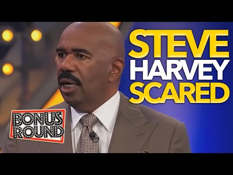 STEVE HARVEY GETS